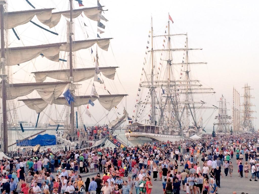 turismo de regatas