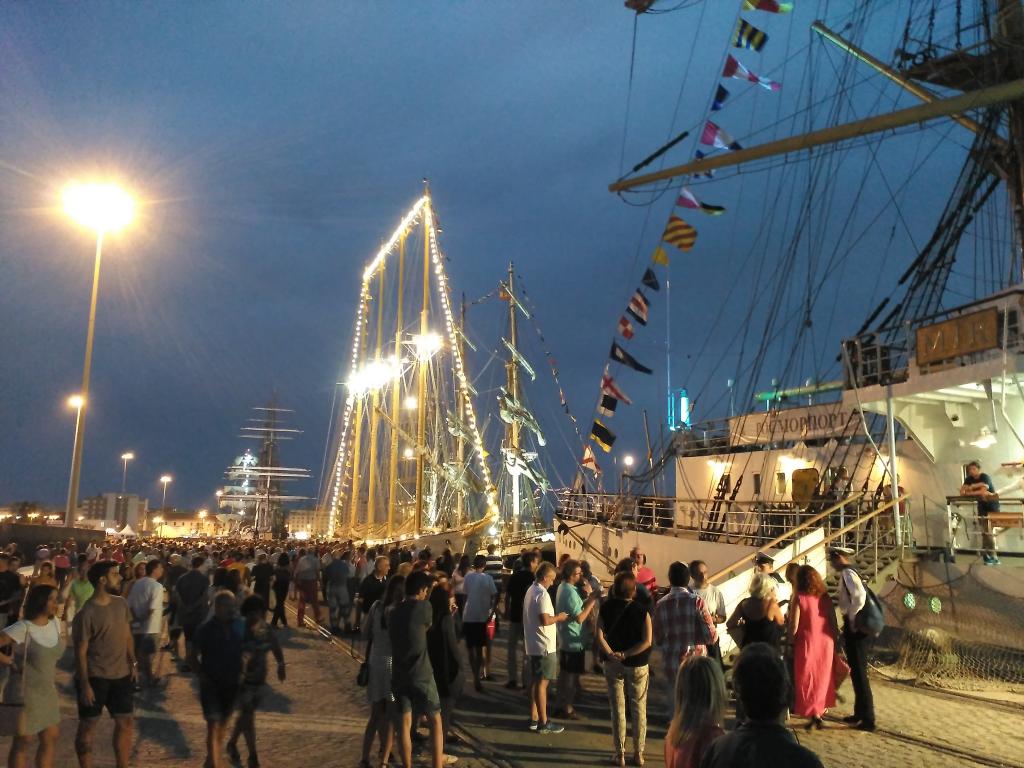 noche marinera